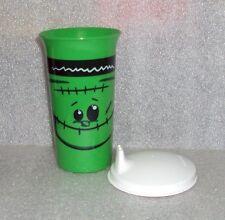 Tupperware Bell Tumbler Sipper Seals Sippy Baby Kids Cup Halloween Frankenstein