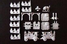 OOP Citadel / Warhammer Metal Chaos Dwarf Juggernaut