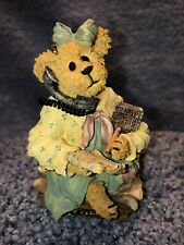 "Boyds Bears & Friends ""Ineeda Break. Overworked"" First Edition Retired 2001"