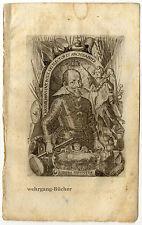 Maximilian I., Herzog von Bayern, Kupferstich von 1680