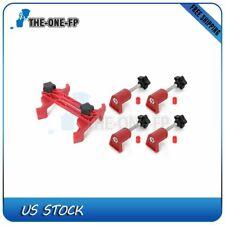 5Pcs Universal Dual Cam Clamp Camshaft Timing Sprocket Gear Locking Tool Kit Set