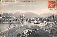 BR45209 Rio de Janeiro qual de la douane et environs de l arsenal brazil