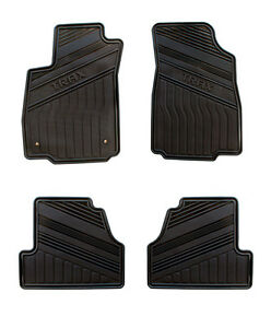 Floor Mats for cars Set of All weather OEM CHEVROLET TRAX 2013-2021