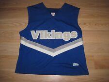 Cheer Factory Vikings Football Cheerleading Uniform Top/Cosplay/Free Shipping!