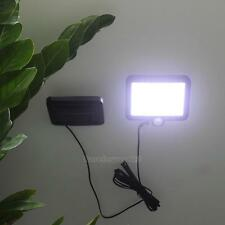 56LED Outdoor Solar Power Motion Sensor Light Garden Security Lamp Waterproof KG