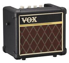 Vox mini 3 g2 Classic guitarras amplificador e-guitarras combo 8 efectos de 3 vatios cinturón