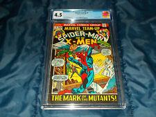 Marvel Team-Up #4 CGC 4.5 VG+ (Marvel - 09/72) 4th Morbius! X-Men!