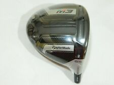 New Tour Issue Taylormade M3 460 8.5* Driver Tour Issue Stamped Hosel + Adapter