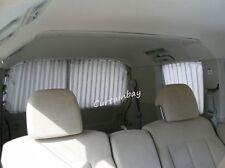 Toyota Hiace komplett hinten Vorhang Set Reisemobil Rollo Grau