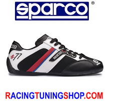 SCARPE SPARCO TIME 77 TG 40 BLACK SHOES SNEAKERS SPARCO SCHUHE TEAMWEAR SIZE 40