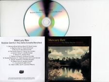 MERCURY REV Bobbie Gentry's The Delta Sweete Revisited 2019 UK 12-trk promo CD