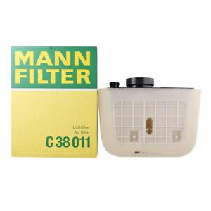 Mann-filter Air Filter C38011 fits Audi Q7 4MB 3.0 TDI quattro