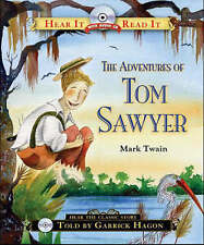 Adventures of Tom Sawyer by Mark Twain (Hardback, 2008)