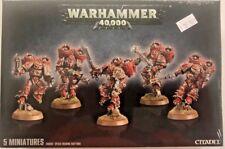 Warhammer 40K Traitor Astartes Chaos Space Marines RAPTORS / WARP TALONS, new