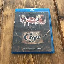 Cujo 25th Anniversary Edition Blu-ray.