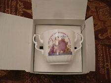 Fine Bone China Cup Elizabethan Staffordshire Hand Decorated