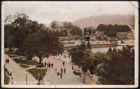 Postcard - Cumbria - The Promenade And Pier, Bowness