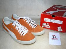 Puma x Solebox Clyde Original Sample from Puma Archive 11 US Poppy / Wht  Suede