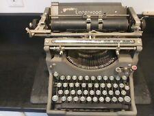 1927 No.5 Vintage Underwood Typewriter Works