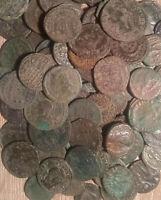 Lot, 3 Ancien Romain Impérial Pièces Constantine Licinius Valentinian