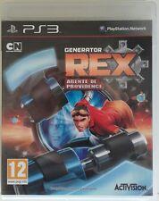 Generator REX: Agente de Providence. Ps3. Fisico. Pal Es