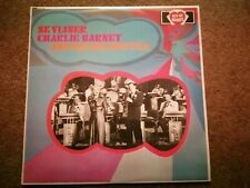 CHARLIE BARNET AND HIS ORCHESTRA Skyliner LP VINYL SUPERB CONDITION