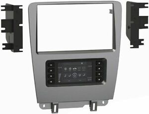 Metra 108FD4CH Radio Installation For Ford Mustang 2010-14 Pioneer 8-Inch Radios
