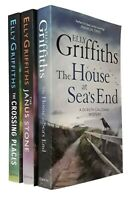 Elly Griffiths 3 Books Ruth Galloway Thriller In Order Janus Stone 1 2 3 New