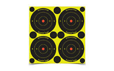 "Birchwood Casey Shoot-N-C Targets 3"" Round Bulls-eye 240 Targets"