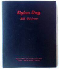 Contenitore in Pelle Nera Scritta Rossa esclusiva Dylan Dog per i 224 Stickers!