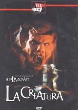 La Creatura (1988) DVD
