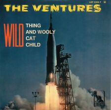 ★☆★ CD SINGLE The VENTURES Wild Thing - EP - 4-TRACK CARD SLEEVE   ★☆★