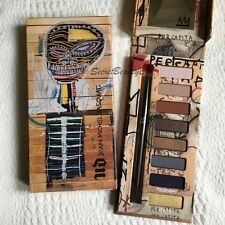 Genuine URBAN DECAY & BASQUIAT Gold Griot Eyeshadow Palette BNIB Limited Edition