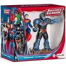 Superman Figurine Darkseid Jouet Justice League Comics Jeu Héros Schleich 22509