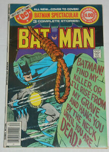 DC Special Series 15 Batman Spectacular VF+ 8.5 68 Page Dollar Giant 1978