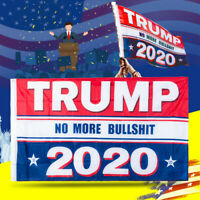 For Trump Printed Donald Trump Flag Keep America Great 2020 Donald For President