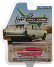 Greenlight 1/64 Estate Wagons S1 '55 Chevrolet Nomad Two-Ten RD Handyman 29910-B