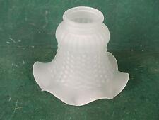 Lampe Ersatzschirm Lampenschirm Glasschirm für viele Stand oder Hängelampen