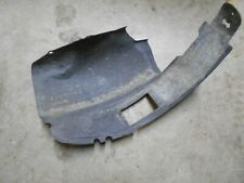 03 Town And Country LH Drivers Front Wheel Well Fender Liner Rear Part 4857764