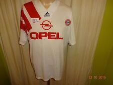 "FC Bayern München Original Adidas Auswärts Trikot 1991-1993 ""OPEL"" Gr.M"