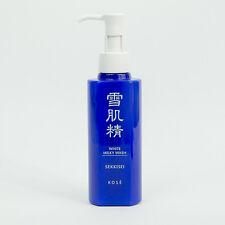 *US TRACK*Kose Sekkisei White Milky Wash,face cleanser,whitening,all skin,140ml