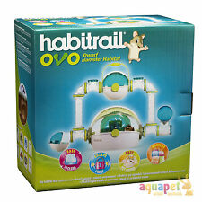 Habitrail OVO Dwarf Hamster Habitat - Hamster Cage