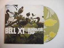 BELL X1 : BLOODLESS COUP - HEY ANNA LENA [ CD ALBUM PROMO PORT GRATUIT ]