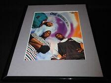Shawn Kemp Dominique Wilkins 1986 Reebok 11x14 Framed ORIGINAL Advertisement