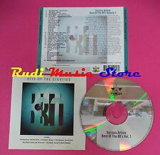 CD Best Of The 80's Volume 1 Compilation Pet Shop Boys Jones no mc dvd vhs(C35)