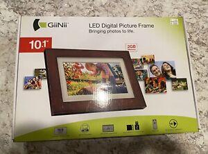 GIINII GHA13P 10.1'' Digital Picture Frame