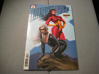 Black Cat #10 Spider-Woman Variant (2020, Marvel Comics)