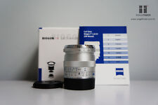 BRAND NEW Carl Zeiss Biogon T* ZM 21mm F/2.8 Lens (SILVER) for Leica M / EVIL