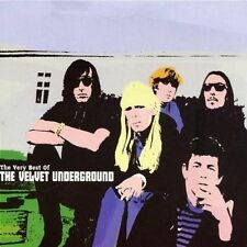 THE VELVET UNDERGROUND THE VERY BEST OF CD ALBUM