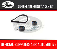 GATES TIMING BELT KIT FOR VAUXHALL COMBO MK II BOX 1.7 DI 16V 65 2001-11 OPT2